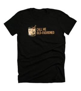 """""""Call Me Old-Fashioned"""" Tee"""